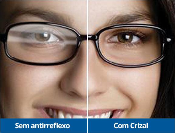 bce088fc06b65 As lentes antirreflexo Crizal oferecem visão mais nítida e confortável ao  reduzir a intensidade dos reflexos indesejáveis